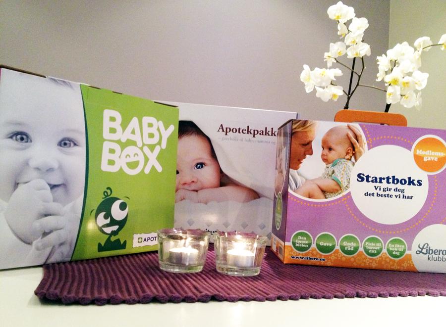 gratis baby startpakke coop