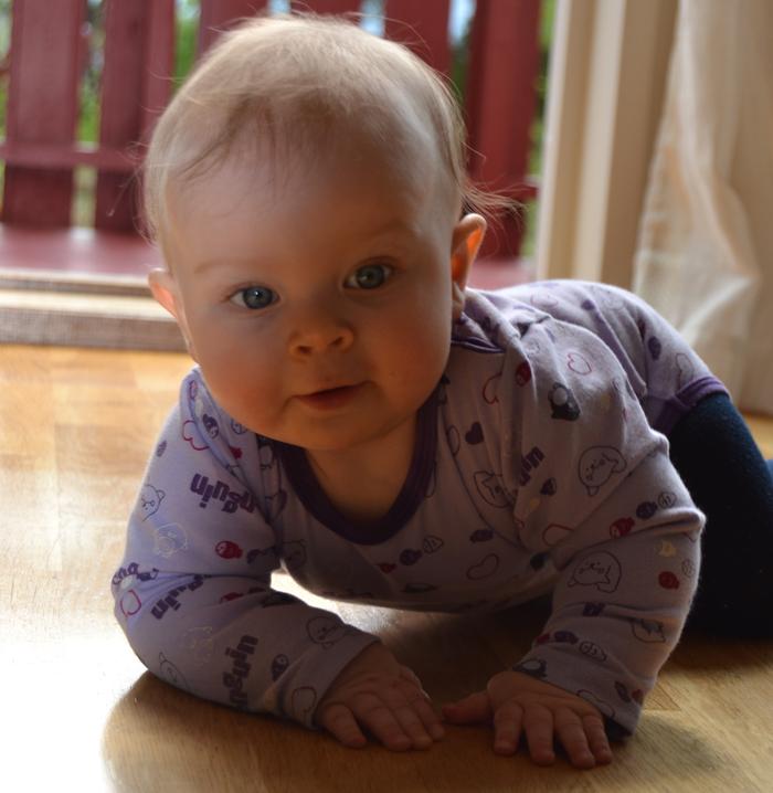 baby to måneder